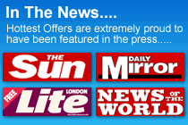 Hottest Offers In The News